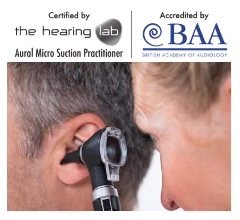 Ear Wax Removal Maidstone
